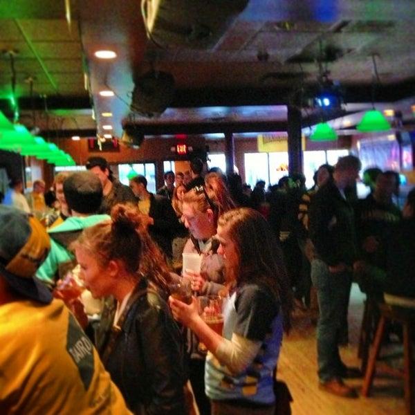 Photo taken at Murphy's Irish Pub by Jeffrey S. on 3/28/2013