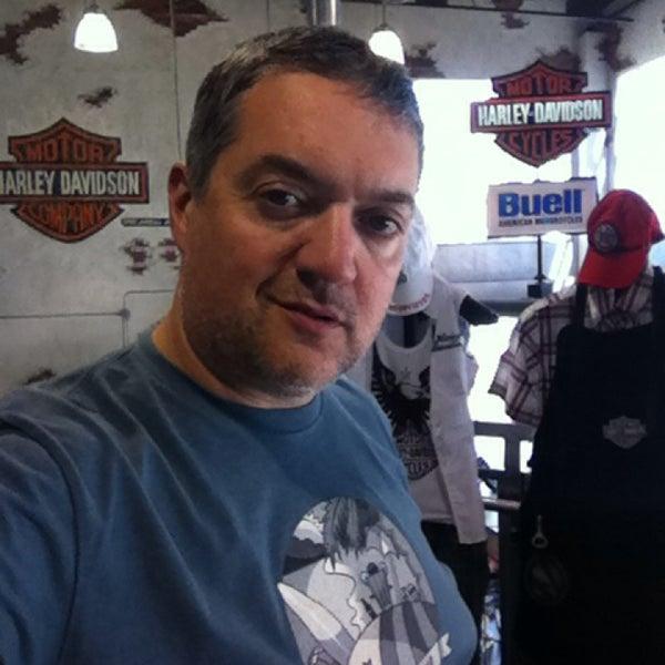 Photo taken at Orange County Harley-Davidson by victor b. on 6/15/2013