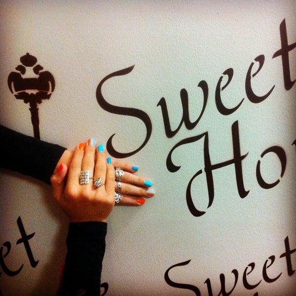 """Снимок сделан в Салон красоты """"Sweet Home"""" пользователем Sweet H. 2/22/2015"""