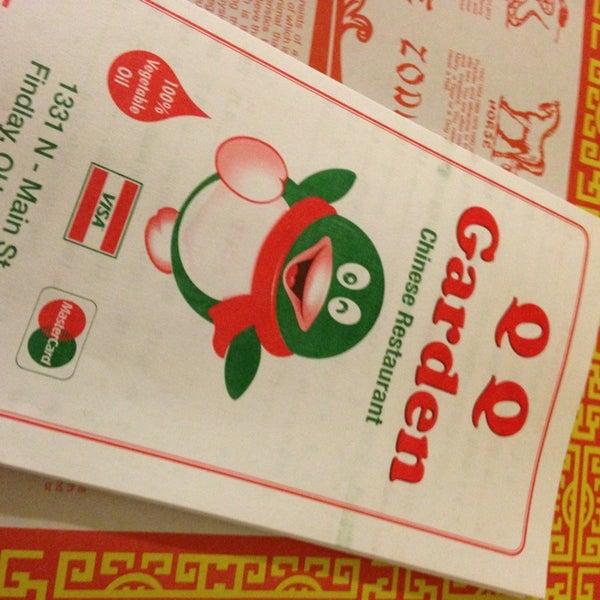 photo taken at qq garden chinese restaurant by sarah f on 225 - Qq Garden