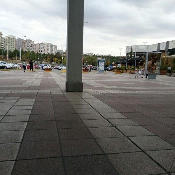 Photo taken at Bilkent Center by 🇦 🇱 🇮 . on 9/17/2013
