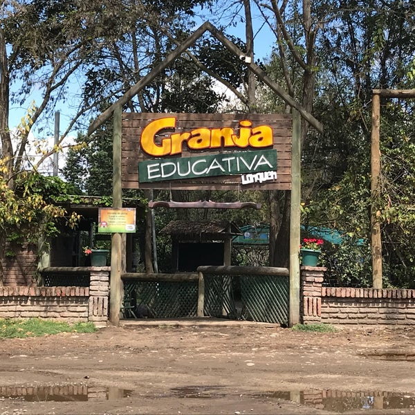 Photo taken at Granja educativa by F'D' Moore .. on 10/1/2017