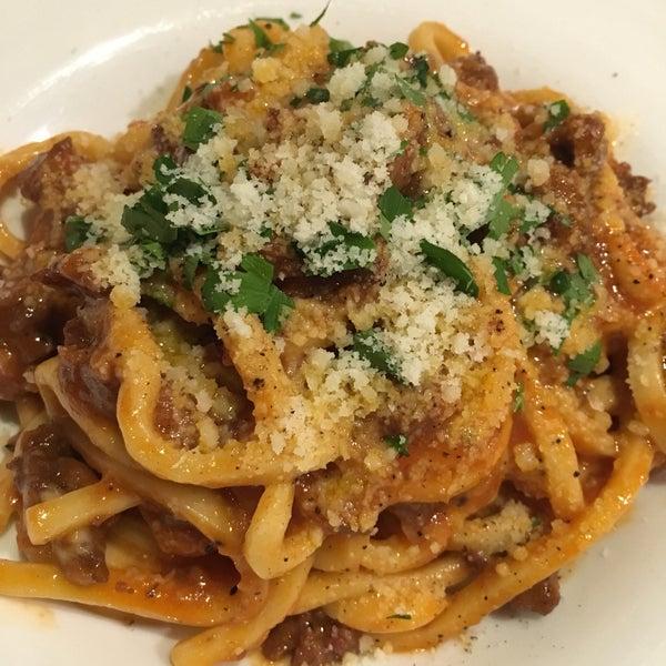 Das Foto wurde bei cucina italiana aria von Leonard L. am 11/6/2017 aufgenommen