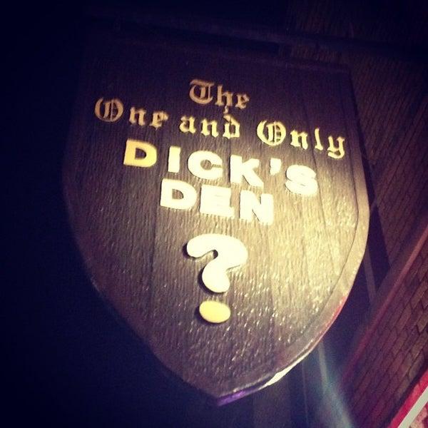 Photo taken at Dick's Den by Jen H. on 6/1/2013