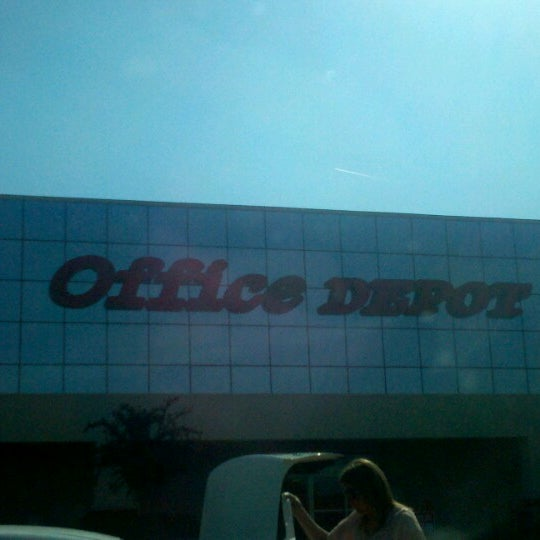 Office Depot Conroe Texas #23 - Foursquare