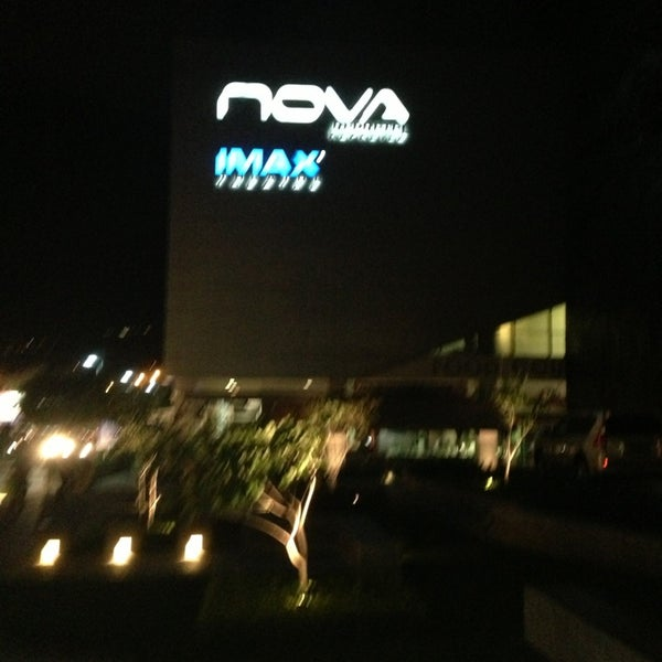 Photo taken at Nova Cinemas by Marco M. on 3/31/2013