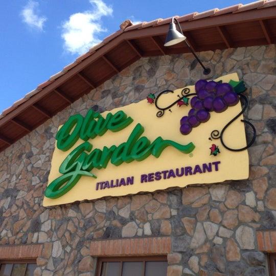 Olive Garden - Italian Restaurant