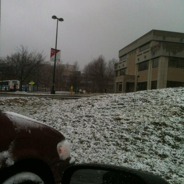 Photo taken at University of Southern Indiana by Jesse on 3/1/2013
