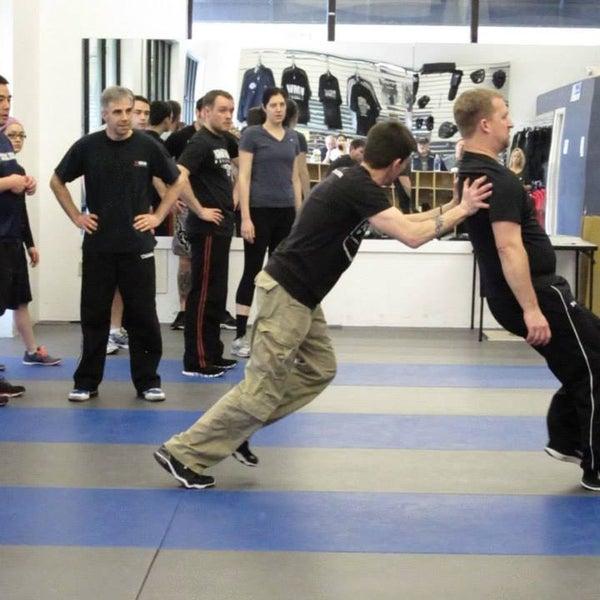 Krav Maga Self Defense & Fitness