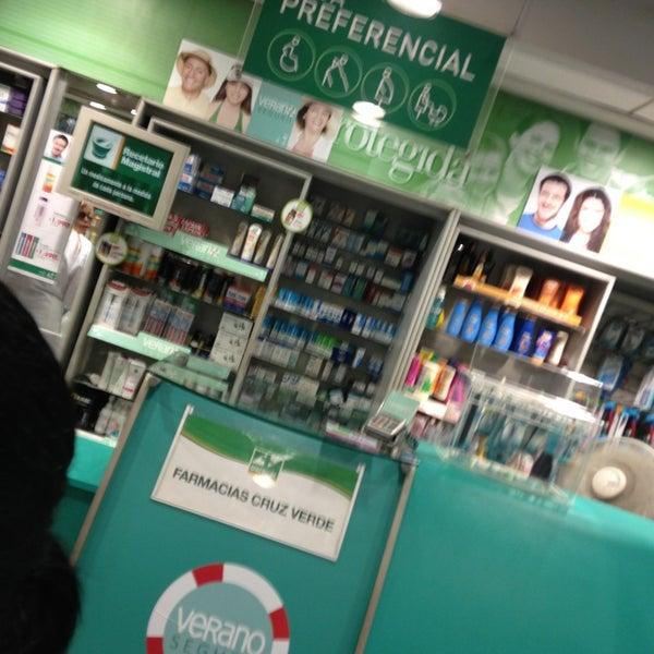 Farmacias Cruz Verde - 10 tips