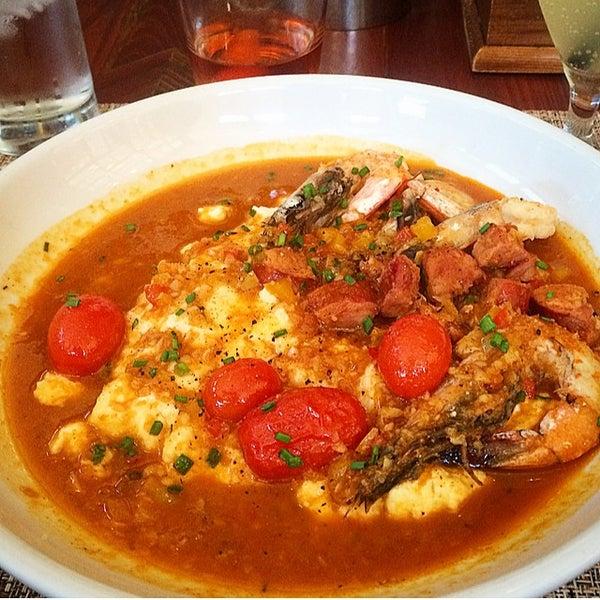 Photo taken at Atchafalaya Restaurant by Food E. on 3/2/2015