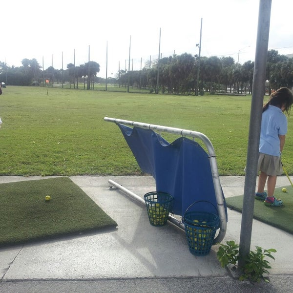 Photo taken at Palmetto Golf Course by Frank L. on 4/11/2013