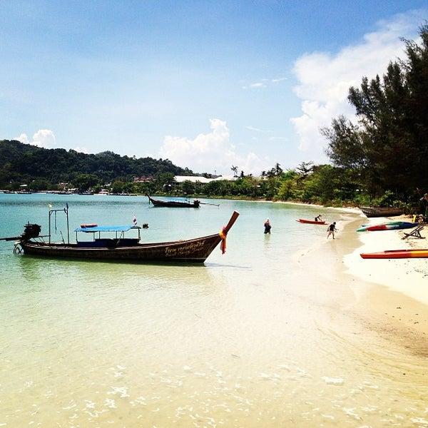 Photo taken at Phi Phi Island by Olga K. on 4/25/2013
