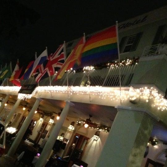 Photo taken at Riverside Hotel by 'Mark's List Mark .. on 12/14/2012