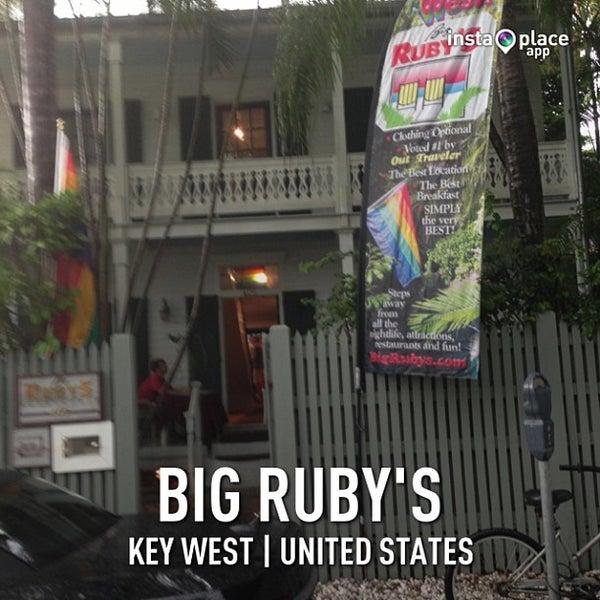 from Cayson gay key west big ruby