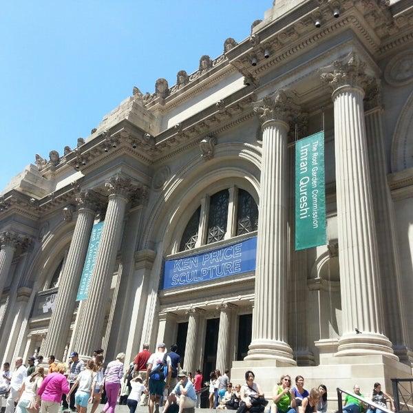 Photo taken at Metropolitan Museum of Art by Roberto A. on 6/23/2013
