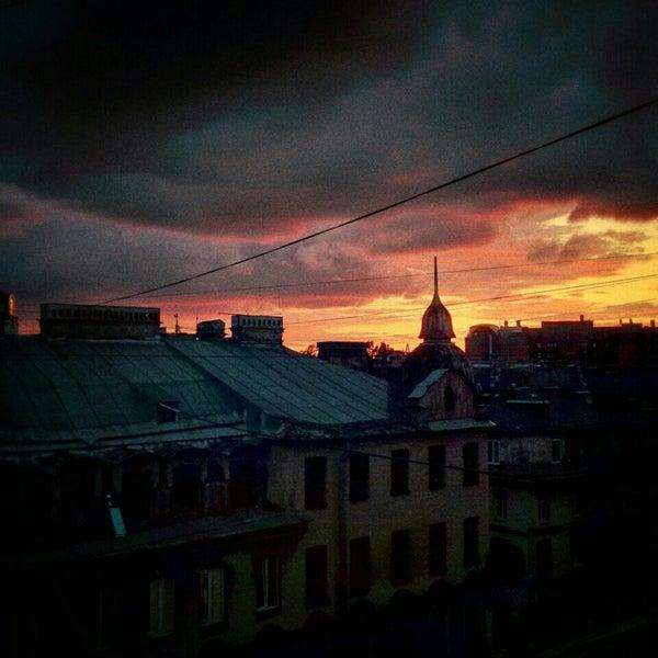 Снимок сделан в Tishina пользователем Sergey N. 5/16/2016