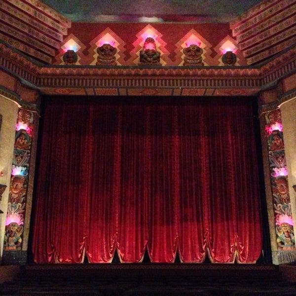 Photo taken at Mayan Theatre by Richard W. on 9/8/2013