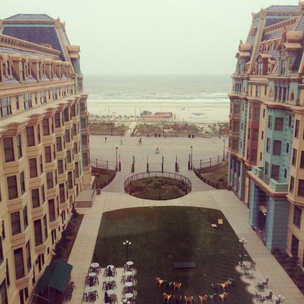 Photo taken at Bally's Casino & Hotel by Gizem O. on 5/23/2013