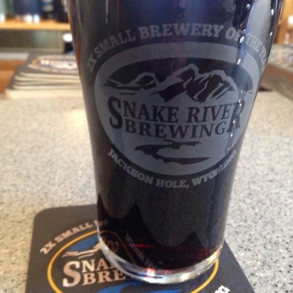 Photo taken at Snake River Brewery & Restaurant by Chris on 4/12/2017