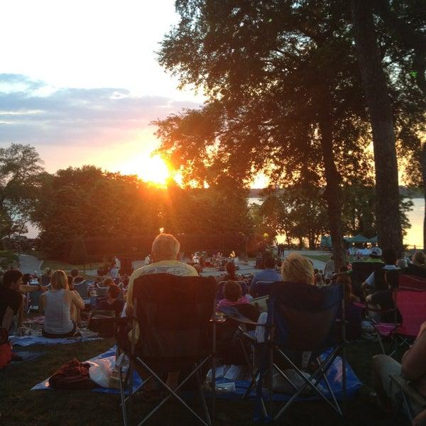 Foto tirada no(a) Dallas Arboretum and Botanical Garden por Dave H. em 6/5/2013
