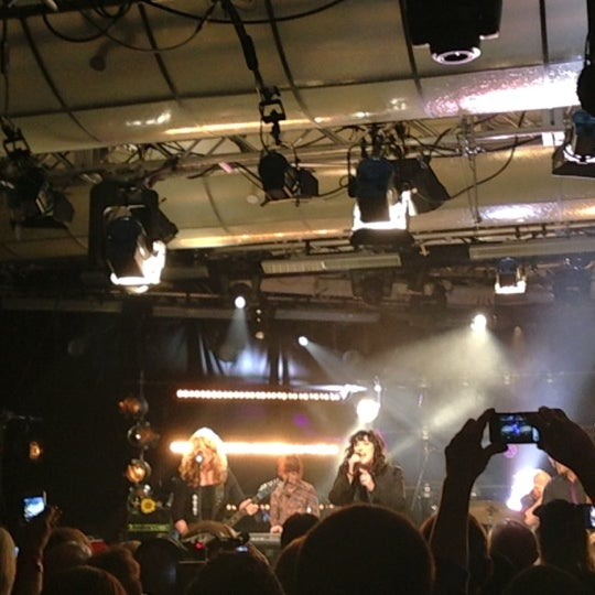 Photo taken at iHeartRadio Theater by Chelle . on 10/2/2012