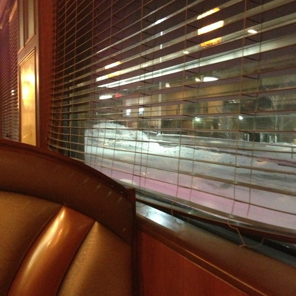 Photo taken at Bull's Head Diner by Patrick M. on 2/9/2013