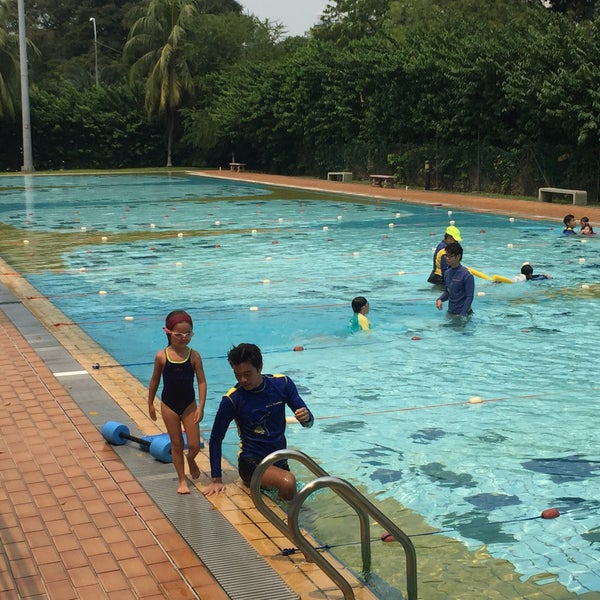 Farrer Park Swimming Complex Pool In Singapore