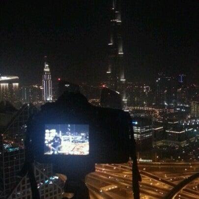 Photo taken at Shangri-La Hotel by Mariam B. on 10/27/2012