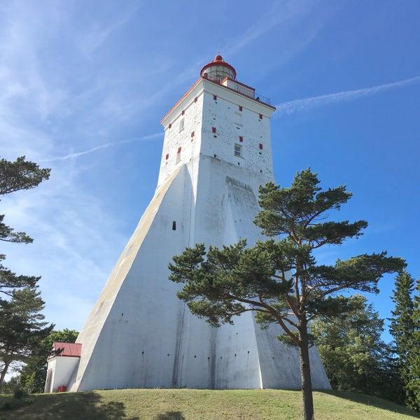 Photo taken at Kõpu tuletorn    Kõpu Lighthouse by Ingvar P. on 7/8/2017