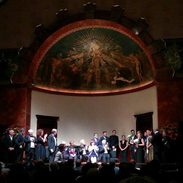 Photo taken at Wigmore Hall by Opera C. on 9/11/2015