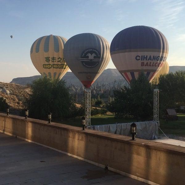 9/12/2018 tarihinde Salim A.ziyaretçi tarafından Tourist Hotels & Resorts Cappadocia'de çekilen fotoğraf
