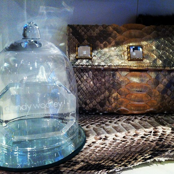 Photo taken at ISA boutique by Kelly S. on 1/24/2013