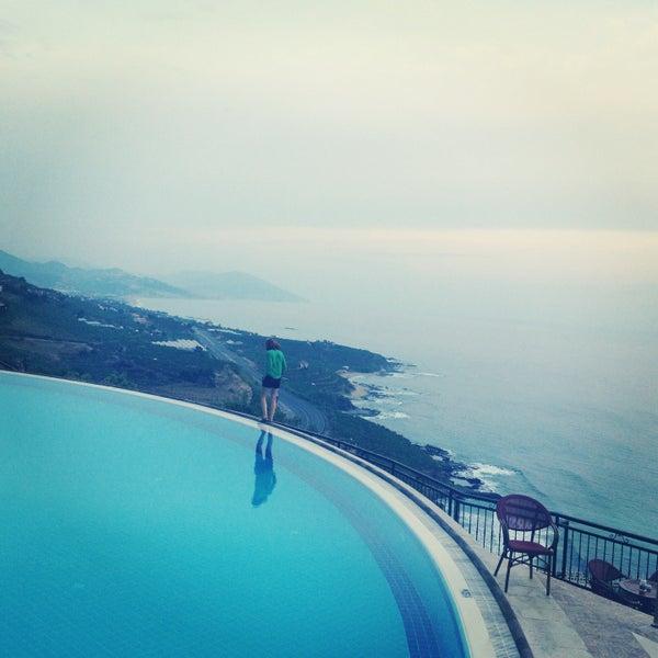 5/10/2013 tarihinde Antonina V.ziyaretçi tarafından Utopia World Hotel'de çekilen fotoğraf