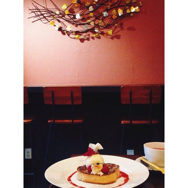 2/25/2015にMari Y.がForu Cafeで撮った写真