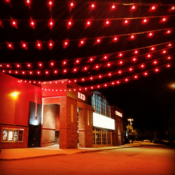 Red Cinemas Restaurant Entertainment District Stadium  Greensboro Nc