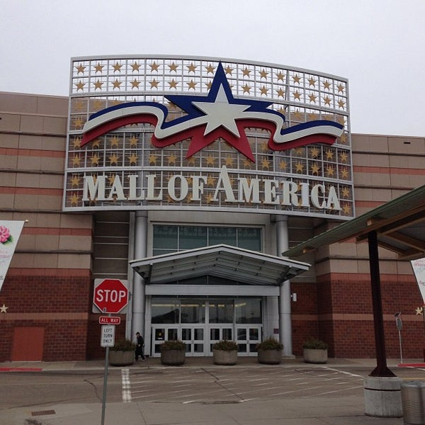 Photo taken at Mall of America by Chantell M. on 4/17/2013