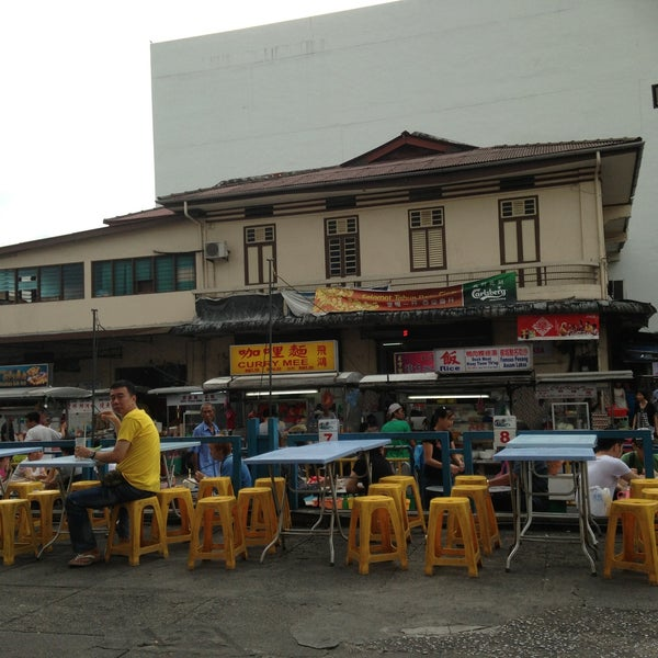 Photo taken at New Lane Hawker Stalls by Cammy T. on 4/14/2013