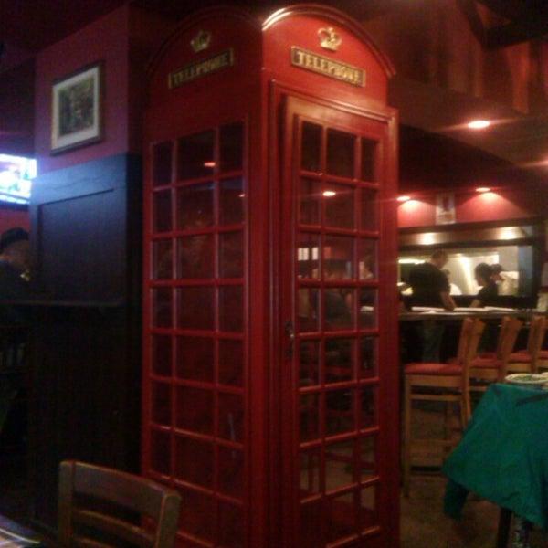 Photo taken at Jug And Kilt Irish Pub by Brittany C. on 4/25/2014