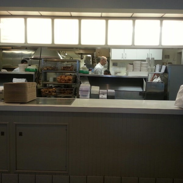 Photo taken at Bodo's Bagels by Kerry on 7/13/2013