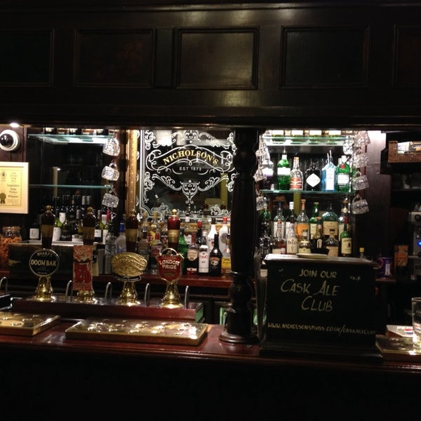 Photo taken at The Carpenters Arms by Zeze on 1/27/2014