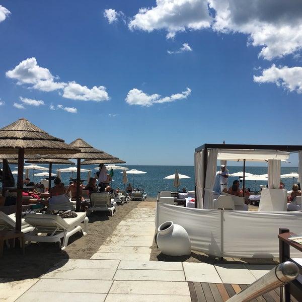 Foto tomada en Playa Miguel Beach Club por Simone v. el 6/10/2018