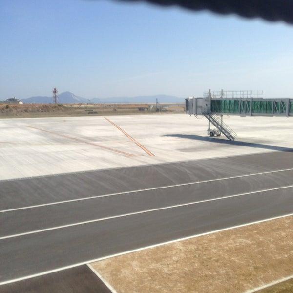 3/11/2013にyuukiが岩国錦帯橋空港 / 岩国飛行場 (IWK)で撮った写真