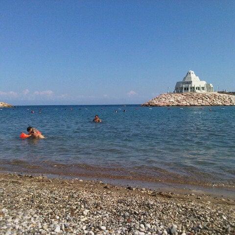 10/26/2012 tarihinde Zeynep G.ziyaretçi tarafından Rixos Sungate'de çekilen fotoğraf