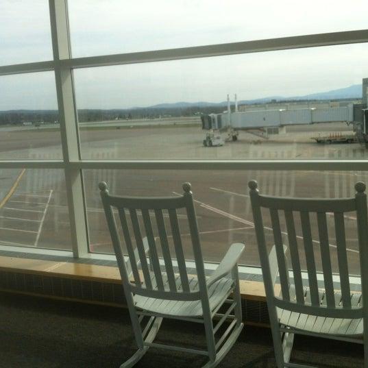Foto tomada en Burlington International Airport (BTV) por Cormac B. el 4/29/2013