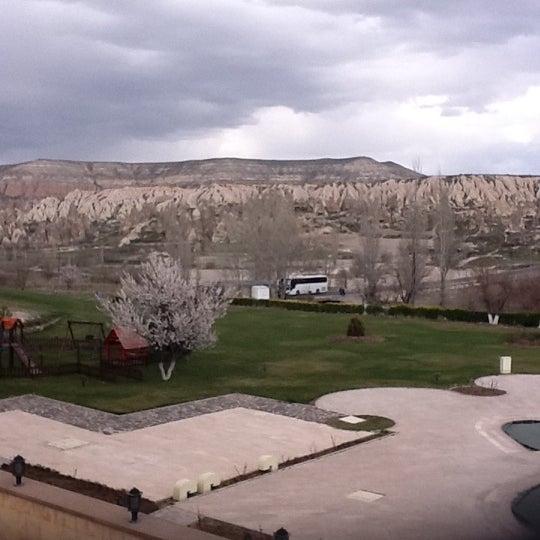 3/16/2013 tarihinde Naztf ..ziyaretçi tarafından Tourist Hotels & Resorts Cappadocia'de çekilen fotoğraf