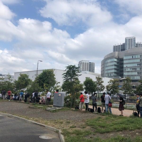 9/24/2018にピ ロ.がチームスマイル・豊洲PITで撮った写真