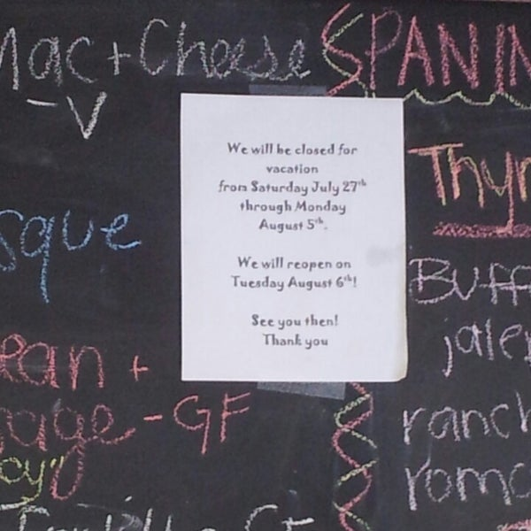 Photo taken at Soup Thyme by RetailGoddesses on 7/20/2013