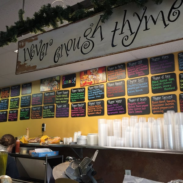 Photo taken at Soup Thyme by RetailGoddesses on 9/27/2016