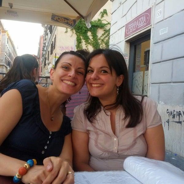 Foto scattata a Enoteca Ferrazza da Simona G. il 6/19/2013